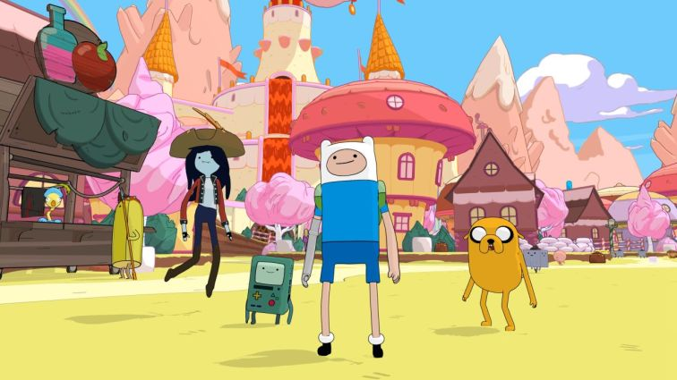 Image result for adventure time pirates of the enchiridion