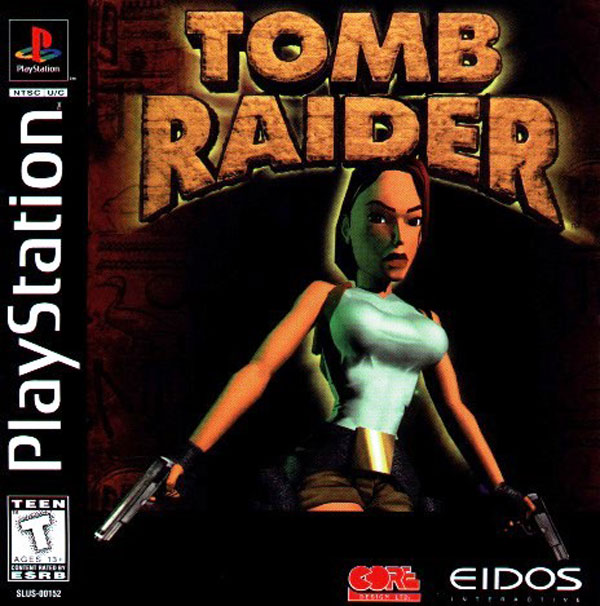 Image result for Tomb Raider original game cover