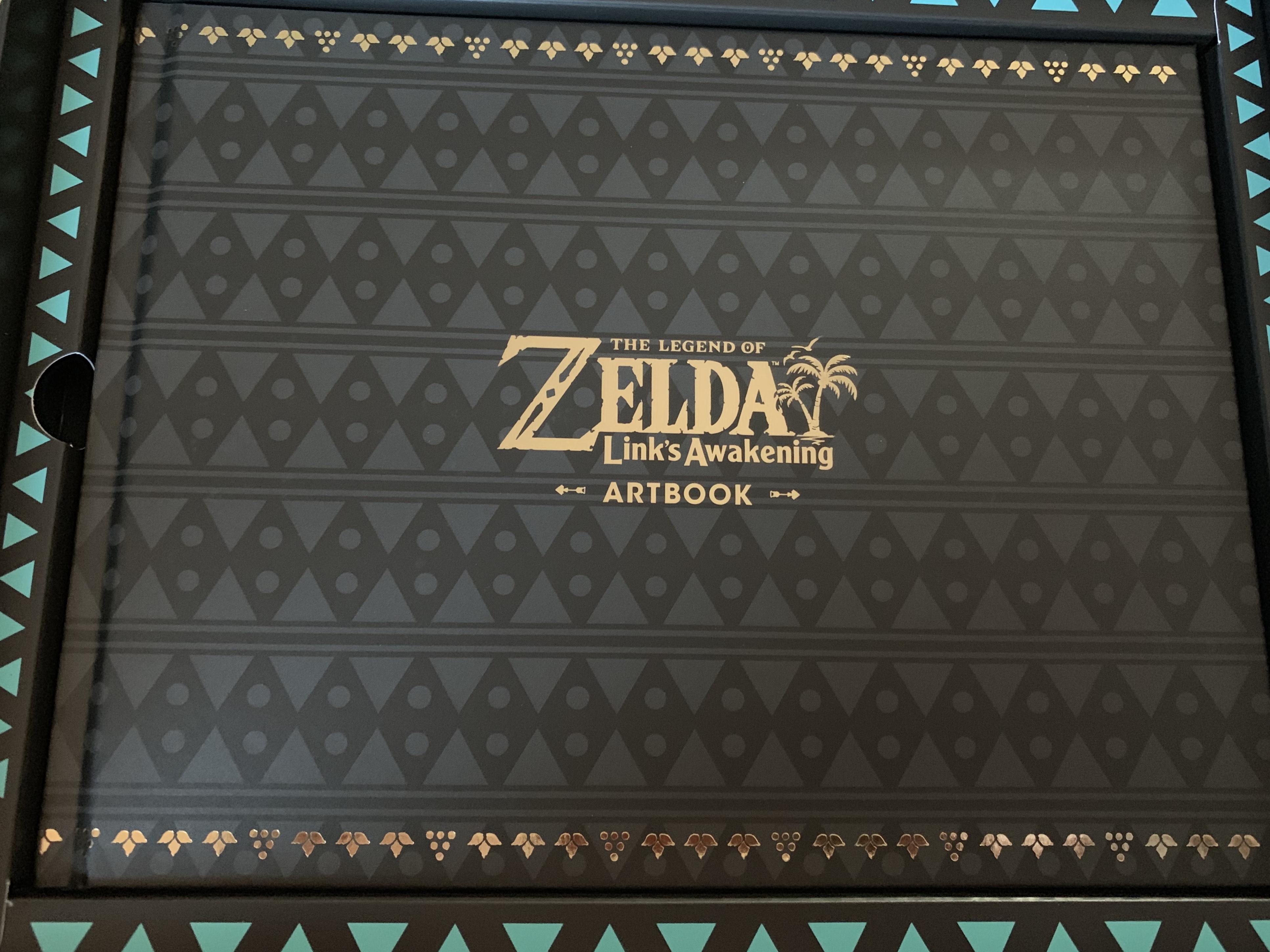 The Legend Of Zelda Link S Awakening What S In The Box Gamer Geeks Uk
